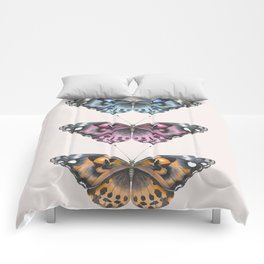 Three Butterflies Comforters