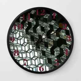 Harpa,  concert hall and conference centre Wall Clock