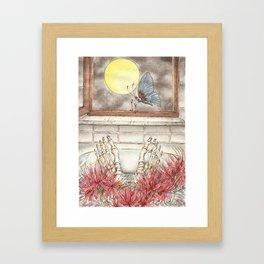Soul Transfer Framed Art Print