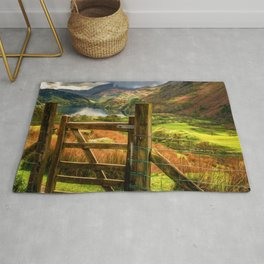 Valley Gate Snowdonia Rug