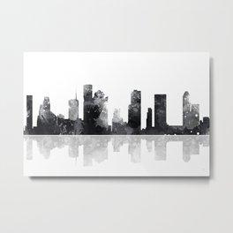 Houston, Texas skyline Metal Print