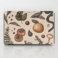 florida iPad Cases featuring Florida Nature Walks by Jessica Roux