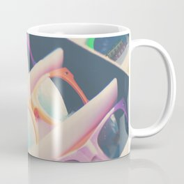 finding sunshine ... Coffee Mug