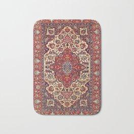 Esfahan Central Persian Rug Print Bath Mat