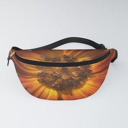 Sunburst Sunflower Fanny Pack