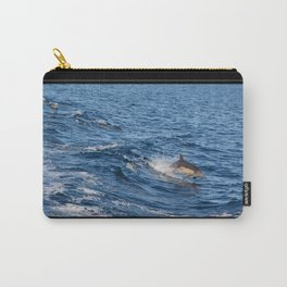 Dolphin Wow Carry-All Pouch