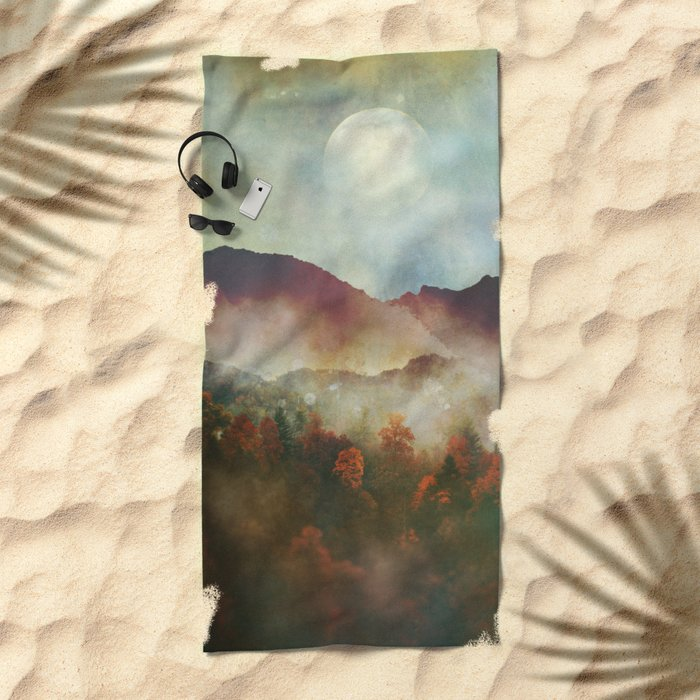View Beach Towel