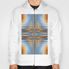 Abstract stained glass  Hoody