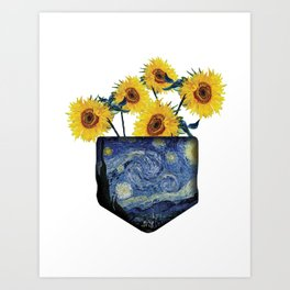 Pocket Full of Sunshine  Art Print