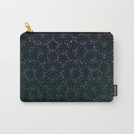 Enchanted Forest Mandala Carry-All Pouch