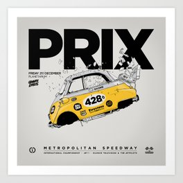 PRINT Nº022 Art Print