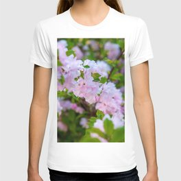 Double Flowering Plum T-shirt