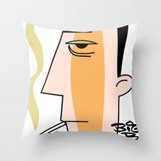 Cigarettes Throw Pillow