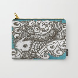 Sharpie Fish Carry-All Pouch