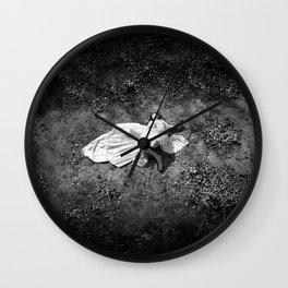 The Fallen Wall Clock