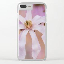 Petals Clear iPhone Case