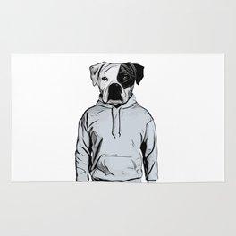 Cool Dog Rug
