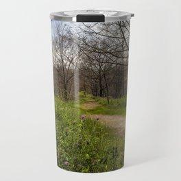 Troubled summer woods Travel Mug