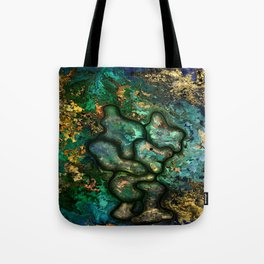 Copper worker by rafi talby Tote Bag