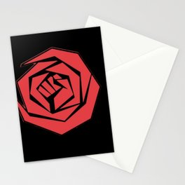 DEMOCRATIC SOCIALIST Stationery Cards