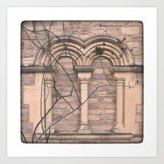 Decorative Arches Art Print
