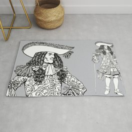 Spanish Explorer Rug