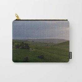 Rolling hills at the Wild Coast Carry-All Pouch