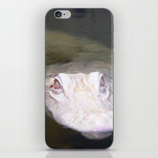 Ghost Gator iPhone & iPod Skin