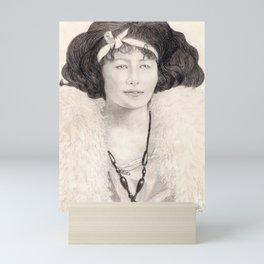Ona Lee Mini Art Print