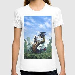 Alien Capture T-shirt