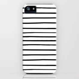 _ S T R I P E S iPhone Case