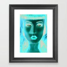 Maggy Framed Art Print