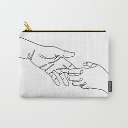 Touching Carry-All Pouch