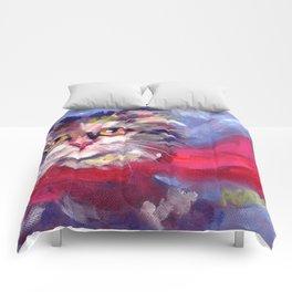 Meow's New Muffler Comforters