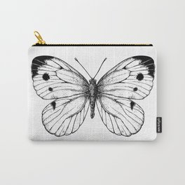 Cabbage butterfly Carry-All Pouch