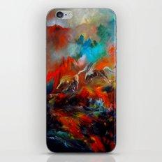 Kızıl Atlar iPhone & iPod Skin