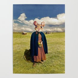 Little Mouse on the Prairie Poster