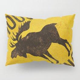 Moose Crossing XING Pillow Sham