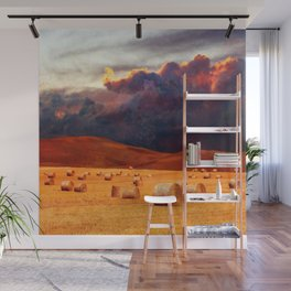 Harvest time Wall Mural