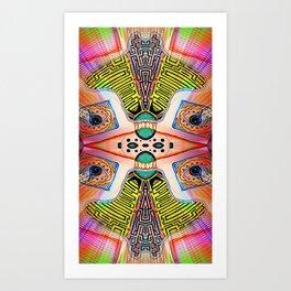 Activation Portal Art Print