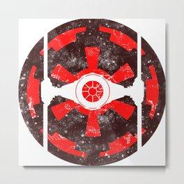 Imperial Tie Fighter Metal Print