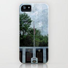 EOD Memorial iPhone Case