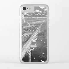 Frackpool 04 Clear iPhone Case