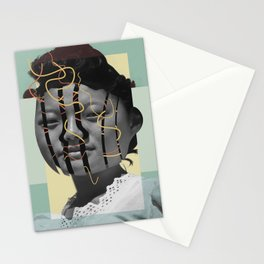 Discombobulated Two Stationery Cards