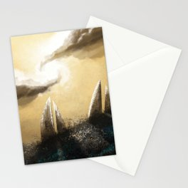 Ray of Light 3 Stationery Cards