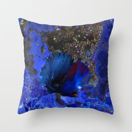 Magic Invasion Throw Pillow