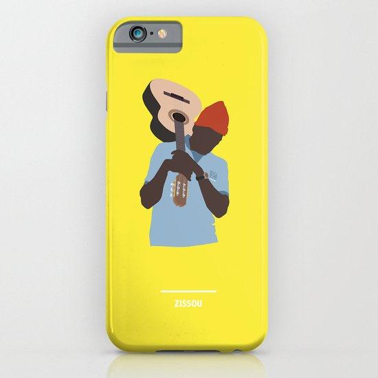 ZISSOU ( The Life Aquatic ) iPhone & iPod Case