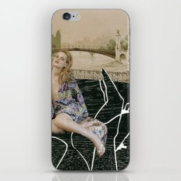 In Your Hands iPhone Skin