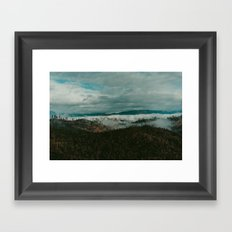 Autumn Wilderness Framed Art Print