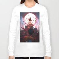 akira Long Sleeve T-shirts featuring Akira by °thoOm